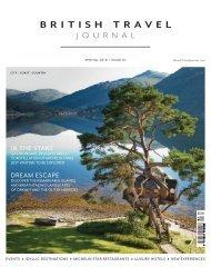 BRITISH TRAVEL JOURNAL SPRING 19