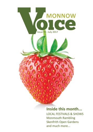 Monnow Voice July 2017