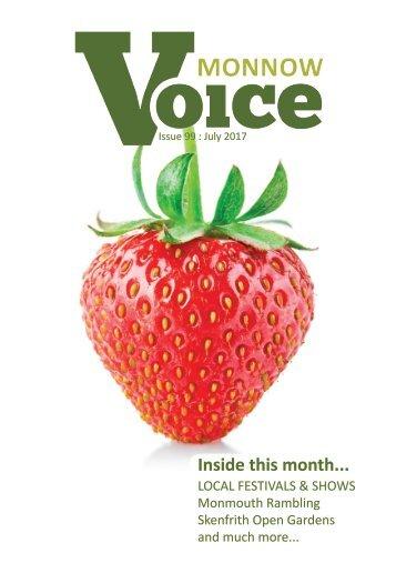 Monnow Voice July 2017