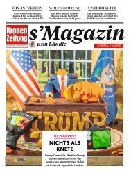 s'Magazin usm Ländle, 9. Juli 2017