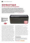 ON mag - Guide de l'audiophile nomade 2017 - Page 6