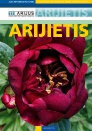 Arijietis (EN) - June edition