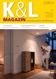 K & L Magazin Jubiläumsausgabe Nr. 5_2017