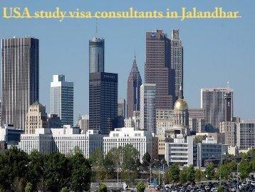 usa study visa consultants in jalandhar