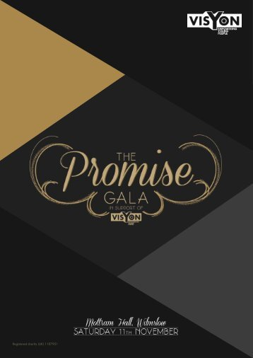 The Promise Gala 2017