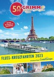 GRIMM-Reisen Flusskreuzfahrten CroisiEurope