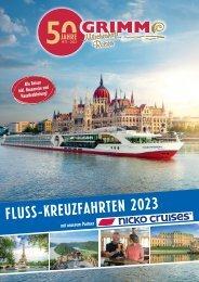 GRIMM-Reisen Flusskreuzfahrten nicko cruises