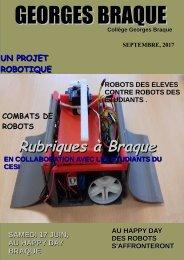 Les robot de George Braque