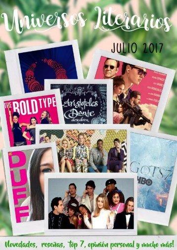 Universos Literarios Julio 2017