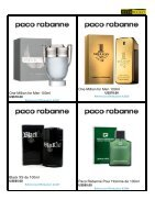 CATALOGO DE PERFUMES CABALLEROS  - Page 4