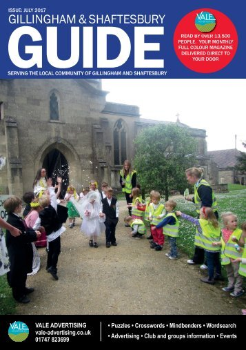Gillingham & Shaftesbury Guide July 2017