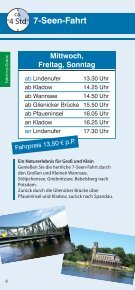 City-Schleusen-Fahrt - Reederei Lüdicke - Seite 6