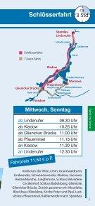 City-Schleusen-Fahrt - Reederei Lüdicke - Seite 7