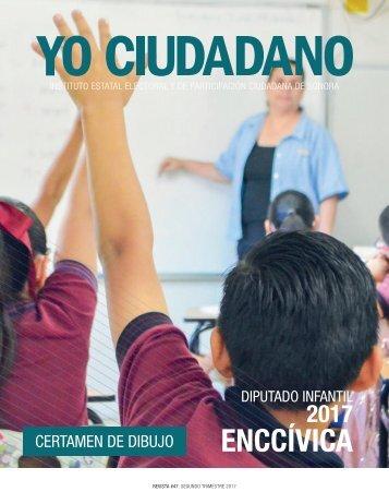 Revista Yo Ciudadano No. 47