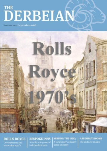 Rolls Royce 70's