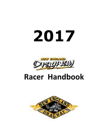 2017 Racer Handbook Final