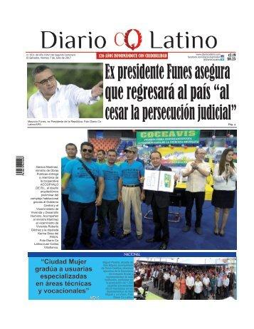 Edición 07 de Julio de 2017