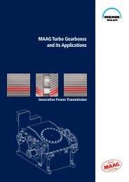 High-Performance Turbo Gearboxes Type HET - RENK-MAAG GmbH