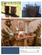 Rustic Catalog with Package Pricing - Page 2