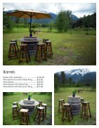 Rustic Catalog with Package Pricing - Page 5
