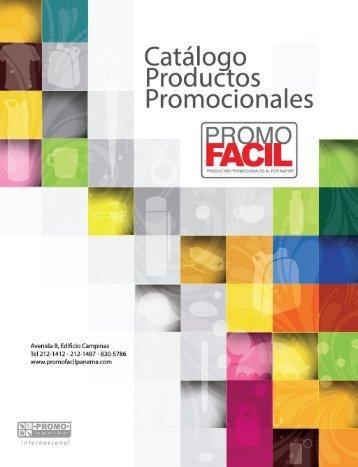 Catálogo PO 2017-2018