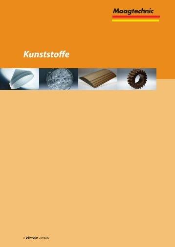 Thermoplaste - Maag Technic AG
