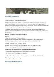 Forslag til forløb (pdf) - Emu
