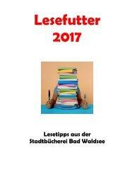 Lesefutter 2017
