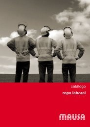 catalogo ROPA LABORAL