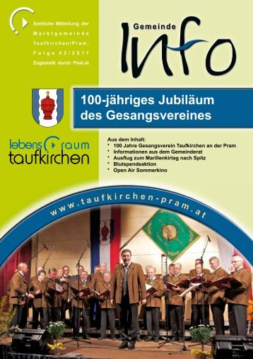 (5,92 MB) - .PDF - Taufkirchen an der Pram