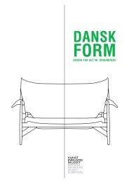 Dansk form - Designmuseum Danmark