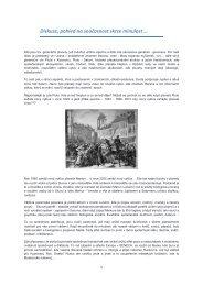 Diskuze, pohled na současnost skrze minulost 23.6.2017