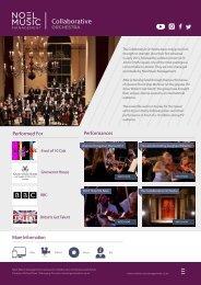Collaborative Orchestra Press Pack