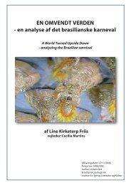 EN OMVENDT VERDEN - Nobelbiblioteket - Aarhus Universitet