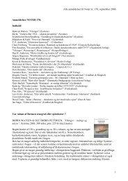 Noter nr. 170 - anmeldelser - Emu