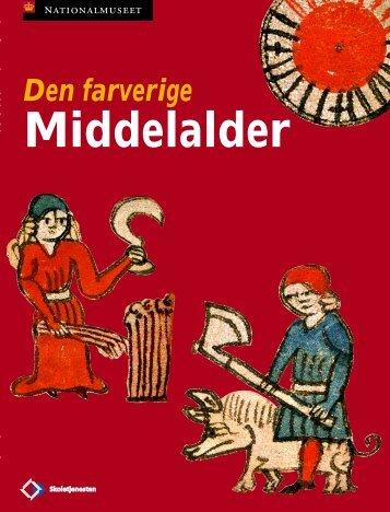 """""""Den farverige middelalder"""" i pdf. - Nationalmuseet"""