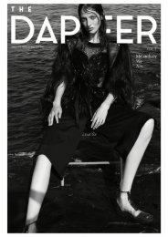The Dapifer Vol 5, Melancholy We Are_ Preview