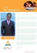 The Fountain magazine Issue 02, April 2014 - Page 3