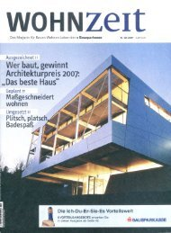 WOHNZ€It - querkraft architekten
