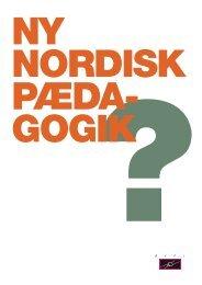 Ny Nordisk Pædagogik - Bupl
