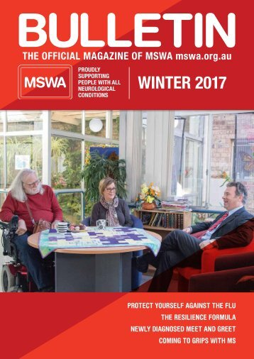 MSWA Bulletin Magazine Winter 2017