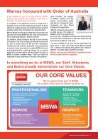 MSWA Bulletin Magazine Winter 2017 - Page 7