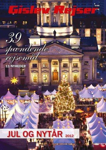Juleaftensmenu - Gislev Rejser