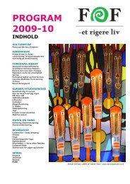 FOF Ikast / Brande - program 2009-10