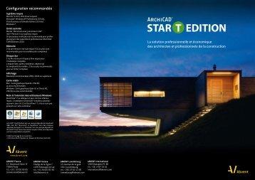 Les nouveautés d'ArchiCAD STAR(T) Edition 2010