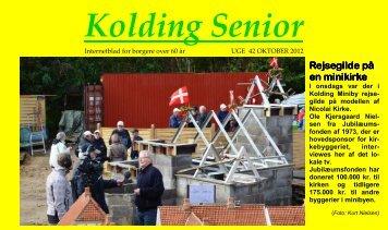 Uge 42 - Kolding Senior