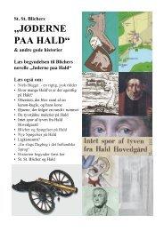 JØDERNE PAA HALD - Det Danske Forfatter- og Oversættercenter ...