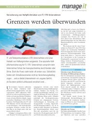 manage - Schunck Group