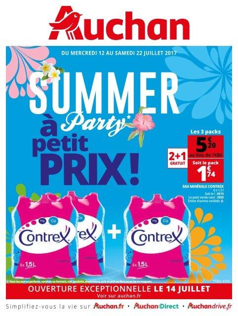 design exquis Livraison gratuite dans le monde entier magasiner pour le luxe auchan catalogue 12/07