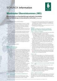 Montrealer Übereinkommen